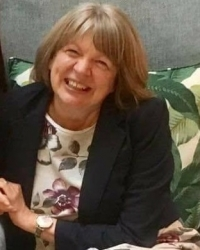 Gill Whalley; Accredited Counsellor, Psychotherapist, Supervisor. MBACP