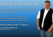 Sexuality Counselling<br />Advertisement currently running on my website…