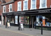 Located within Davies Pharmacy<br />Entrance to Havant Counselling is via the gate alongside 'Endless Gifts'