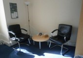 Our discreet and quiet premises in Sheffield City Centre