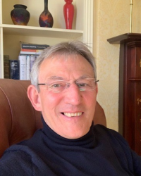 Stephen Jarvis -MBACP - Diploma Counselling -Diploma CBT BACP Registered