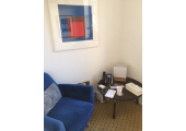 My counselling room in Mayfair