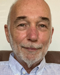 Brian Fenton. UKCP Registered Psychotherapist. MSc Psychotherapy.
