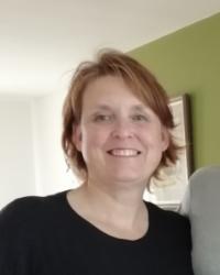 Gillie Horne BA (Hons). Dip. Counselling. Registered Member MBACP