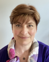 Rinske Goettsch MA Reg. MBACP (Accred) Counsellor/Psychotherapist & Supervisor