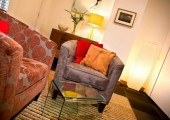Our therapy rooms