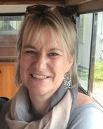 Ruth Jackson PhD, MSc Counselling Psychology.  MBACP