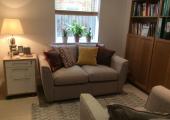 Pre Covid-19 therapy room