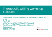 Therapeutic Writing Workshop