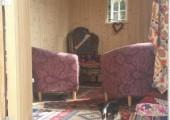 Shepherds Hut venue at Penn Meadow Farm...