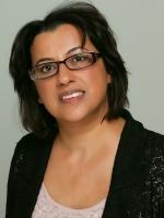 Ms Aziza Kapadia Reg MBACP (Accredited) Counsellor & Psychotherapist Adv PG Dip
