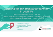 Michael Guilding BACP Senior Accredited Counsellor, Psychotherapist & Supervisor image 6