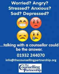 North Surrey Community Counselling Partnership (The Counselling Partnership)