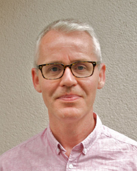 John O'Shaughnessy MBACP