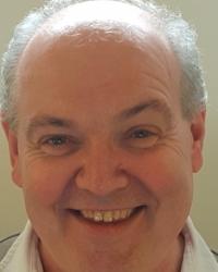 Stephen Martin Reg MBACP, BAPCA, Cruse Supervisor