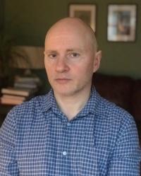 Giles Godwin  BPC, MBACP (Accred), MSc.