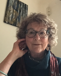 Lauraine Leigh Klugman, Arts Psychotherapist Dramatherapist MA Psychoan.St.