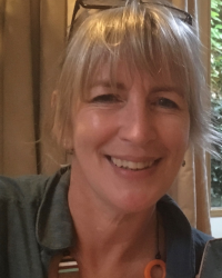 Karin Davidson BA (Hons) Humanistic Counselling MBACP Registered