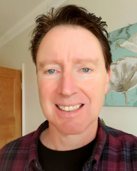 Jeremy Goodman ~ Registered Member MBACP