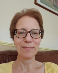 Irene Flint, DipCouns (BCPC), Registered member MBACP