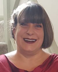 Maxine Hoskins MA, MBACP (Accred). Counsellor, Psychotherapist and Supervisor