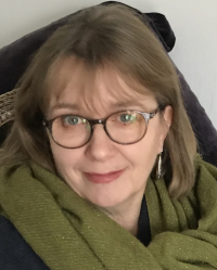 Anna Parker, Registered and Accredited MBACP Counsellor and Supervisor