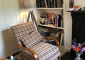 My quiet private counselling room