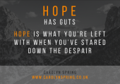 hope has guts