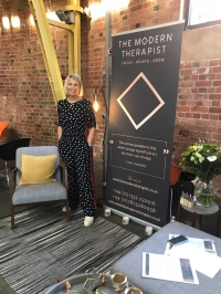 The Modern Therapist:  Julia Wright (BSc Hons & MBACP)