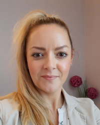 Gemma Holmes, Chartered Psychologist, CBT & EMDR Therapist, (CPsychol,MBABCP)