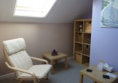 Willows therapy room