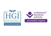 The Human Givens Institute is accredited by the Professional Standards Authority