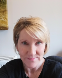 Dr Ann Marie Harrison D.Couns Psy. MSc. MA.BSc Hons. Accredited EMDR Therapist