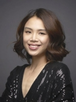 Imi Lo: Psychotherapist, Art Therapist, Coach (MMH, FRSA, UKCP, AthR)