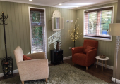 Therapy Space<br />Peaceful and confidential