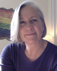 Annie Davison, Reg'd Member MBACP (Snr Accred); BA(Hons) Couns/Psychotherapy