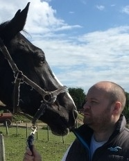 Ivan Broad Counsellor and Equine Assisted Psychotherapist MNCS (Accred.)