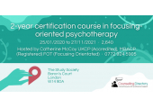 Catherine McCoy UKCP (Accredited),  MBACP (Registered) FOT (Focusing Orientated) image 2