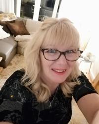 Julie Sanders RMN, MSc Psychotherapy(TA), CBT Hi/ PGDip,Cl.Supervision PGCert.