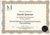 Diploma in Psychotherapy