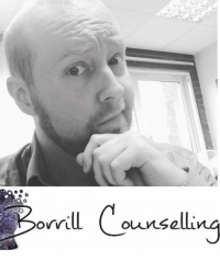 David Borrill, Dip.Couns, Adv Dip (CBT), Registered MBACP