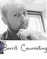 David Borrill, MBACP (Accred), Dip.Couns, Adv Dip (CBT)