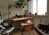 My counselling room - This is my counselling room