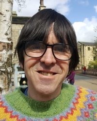 Gareth Owen Parry RegMBACP Dip Couns, BSc 1st class Hons Couns & Psychotherapy