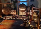 Gongs at The Sand & Sound Centre