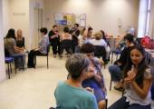 Teaching EFT in Tel Aviv