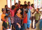 Volunteering in Sri Lanka 2013