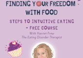 FREE Online Course - 10 Steps to Intuitive Eating