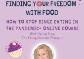 Online Course - How to Stop Binge Eating in the Pandemic