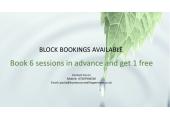 Block Bookings Taken